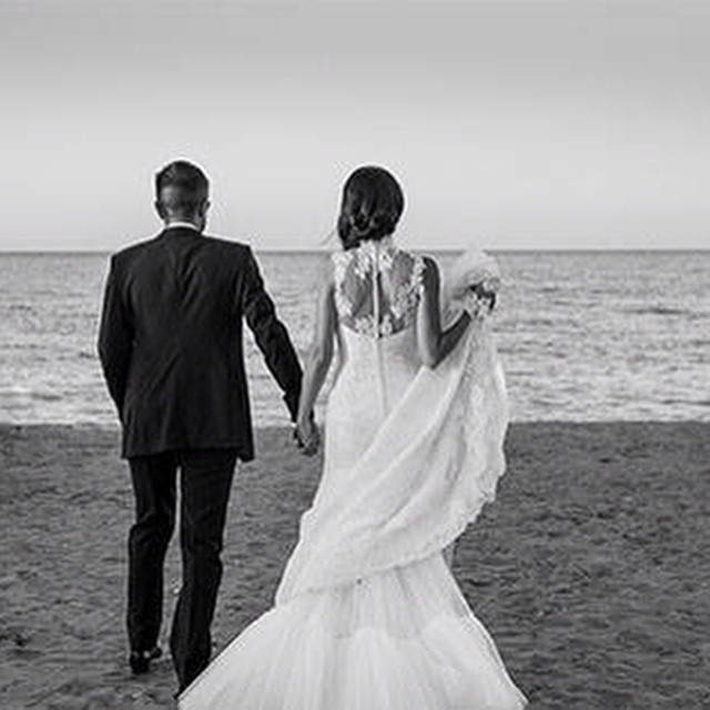 Wedding with Leica