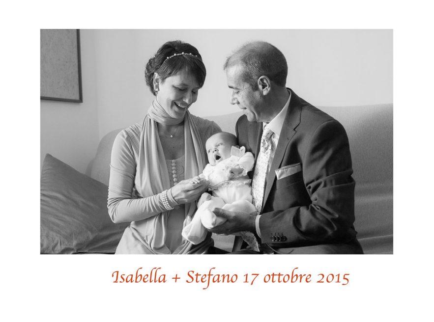 Isabella + Stefano