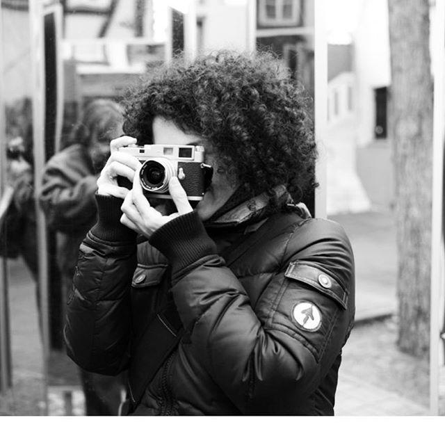 La ragazza con la Leica sono io