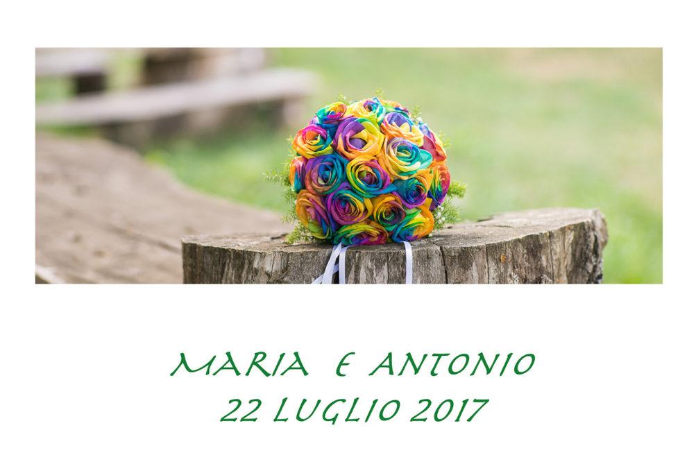 Maria + Antonio